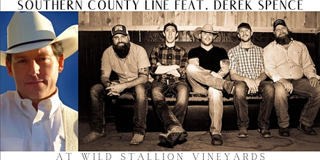 Southern County Line Feat. Derek Spence- George Strait Tribute Concert tickets
