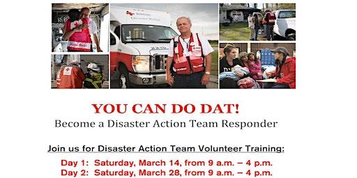 Disaster Action Team Volunteer Training