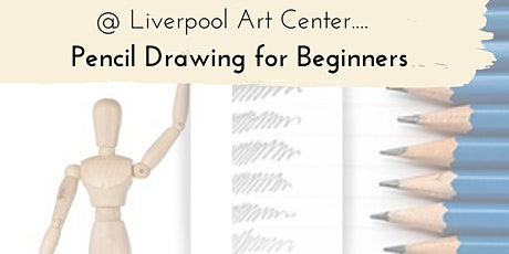 Beginner Drawing Class tickets