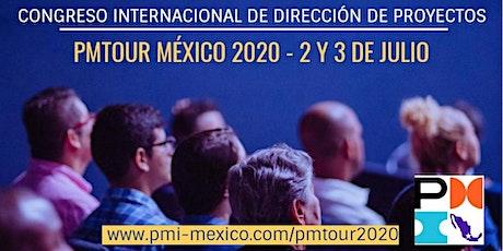 PMTour México 2020 - Congreso Internacional de Dirección de Proyectos boletos