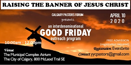 Interdenominational Good Friday Outreach Program tickets