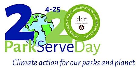DCR ParkServe Day @ Willard Brook State Forest tickets