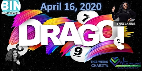 Drago April 16- Benefiting C.W. Williams Community Health Center tickets