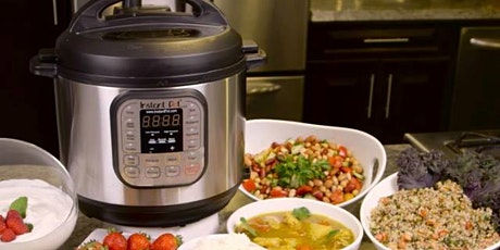 Instant Pot: Cooking Class tickets