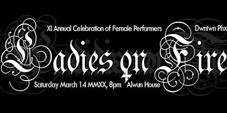 Ladies On Fire XI tickets