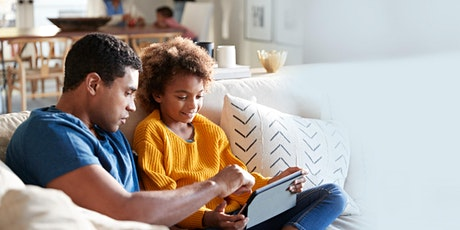 CANCELED: LEARNING LAB: Social Media and Parenting (A Road Map to Keeping your Children Offline) with Dexter Patterson - LIVE WEBINAR tickets