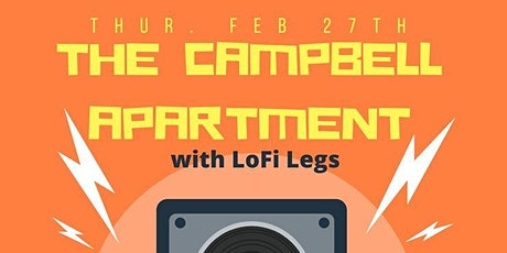The Campbell Apartment + Lofi Legs tickets