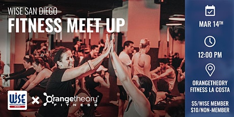 Head Coach Nate Rink at Orange Theory Fitness  Meet Up tickets