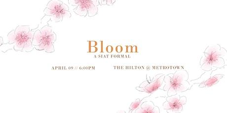 IATSU FORMAL 2020: Bloom tickets
