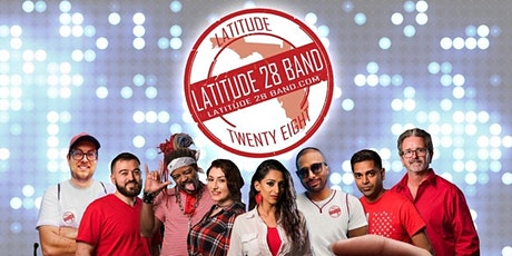 LATITUDE 28 BAND PLAYING LIVE AT HARD ROCK CAFE DENVER! tickets