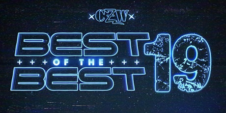 CZW's Best of the Best 19 tickets