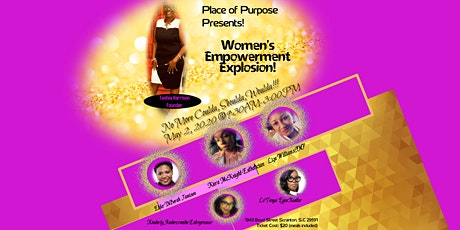 Women's Empowerment Explosion!! No More Coulda,Shoulda,Woulda! tickets