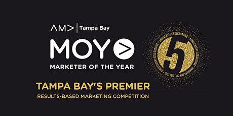 2019 Marketer of the Year Awards Ceremony tickets