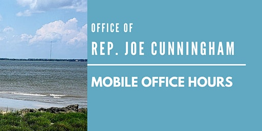 Rep. Cunningham's Summerville Mobile Office Hours
