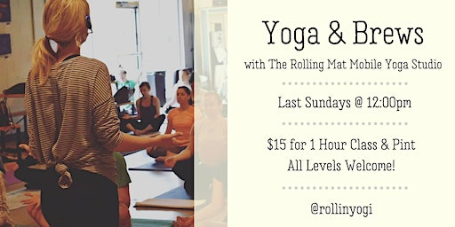 Yoga & Brews