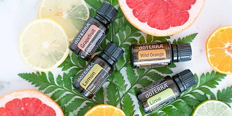 Continuing Education Essential Oil Classes tickets