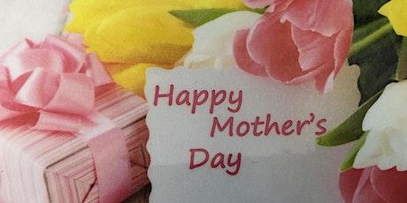 Mother's Day partner yoga workshop tickets
