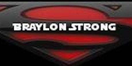 Braylonstrong 3rd Annual Scholarship 5k/1 mile fun run tickets