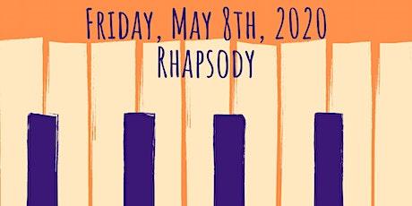 "ECHO presents ""Rhapsody"" tickets"