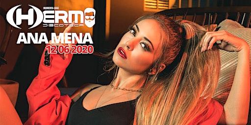 Ana Mena @ Discoteca Hermo