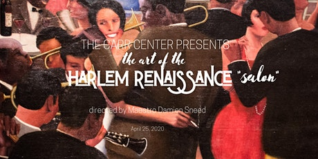 The Art of the Harlem  Renaissance Salon tickets