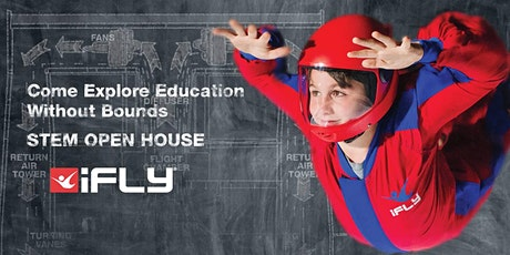 iFLY Hollywood STEM Open House tickets