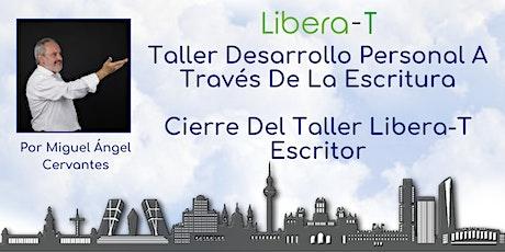 12ª Sesión. Desarrollo Personal A Través De La Escritura - Sesión Final tickets
