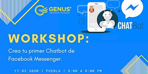 Crea tu primer Chatbot de Facebook Messenger