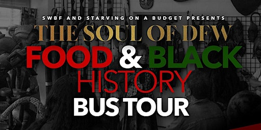 WFAA  Private Tour: Soul of DFW Food & Black History Bus Tour