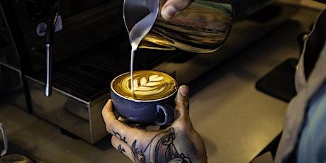Espresso Making & Milk Frothing tickets