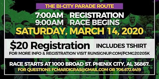 Mardi Gras 5K Run & Fun Walk