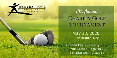 Teen Challenge Tallahassee 11th Annual Charity Golf Tournament
