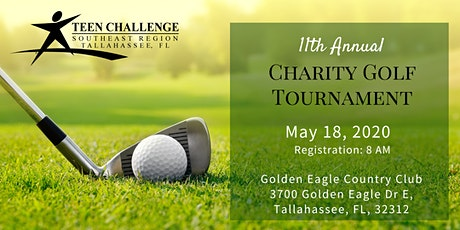 Teen Challenge Tallahassee 11th Annual Charity Golf Tournament tickets