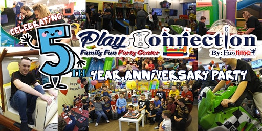 Play Connection 5th Year Anniversary Party