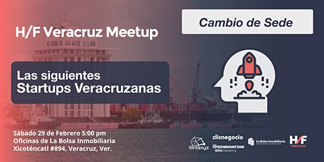 H/F Veracruz Meetup: Febrero boletos