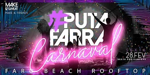 P U T A F A R R A : Carnaval : RIO : 28.02 : Morro da Urca