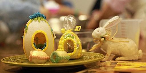 Sugared Egg Kid's Culinary Class