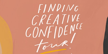Finding Creative Confidence Tour with MHN tickets