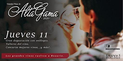 Gran Degustación - Alta Gama 2020