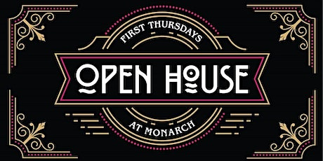 Open House: an extended Open Decks Happy Hour tickets