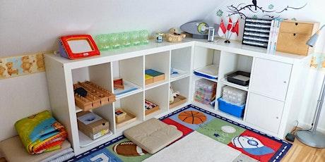 Montessori at Home Workshop: Part 1 tickets