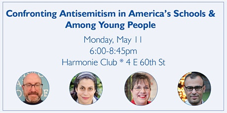 Confronting Antisemitism in America's Schools & Among Young People tickets
