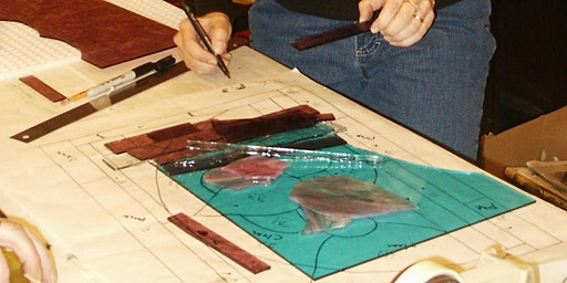 Beginner/Intermediate Stained Glass - Thursday Nights (Six-Week Course)