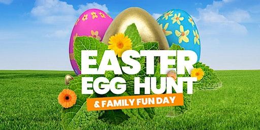 Easter Egg Hunt & Family Fun Day