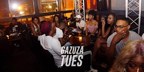 Washington DC's Favorite Tuesday Night Happy Hour: Gazuza Tuesdays tickets