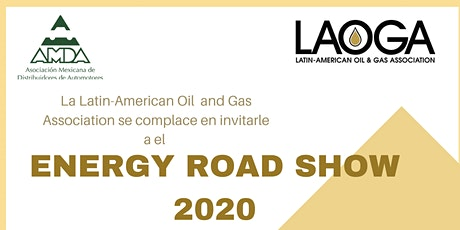 ENERGY ROAD SHOW 2020 Mérida (Yucatán) boletos