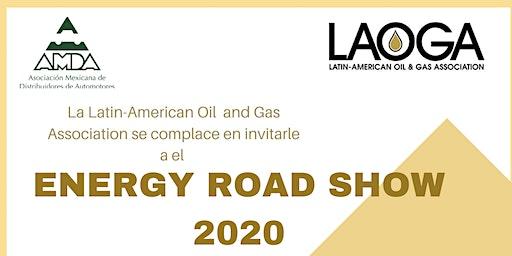 ENERGY ROAD SHOW 2020 Mérida (Yucatán)