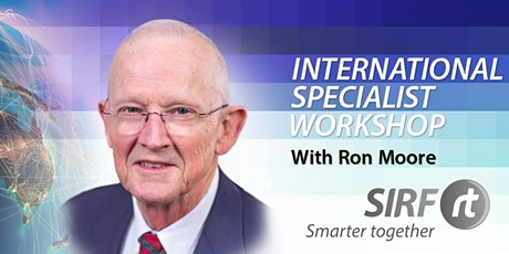 Ron Moore | Reliability Leadership for Operational Excellence In House tickets