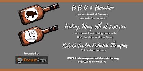 2nd Annual BBQ & Bourbon  tickets