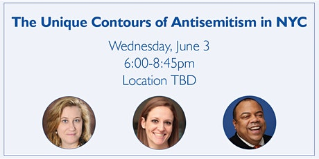 The Unique Contours of Antisemitism in NYC tickets